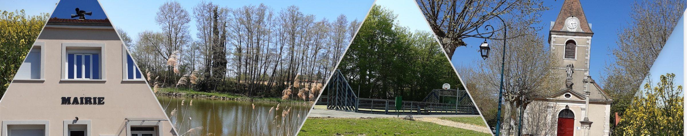 Commune de Lessard en Bresse